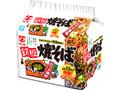 明星食品 鉄板焼そば かつお風味 袋100g × 5