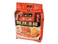 明星 中華三昧 赤坂榮林 酸辣湯麺 袋112g×3