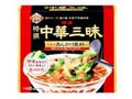 明星 特撰 中華三昧 広東風あんかけ具材付き醤油拉麺 箱201g