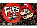 ロッテ Fit's マリオの無敵スター味 ジンジャーエール 箱12枚