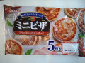 丸大食品 ミニピザ ベーコン&ウインナー 袋5枚