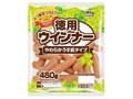 丸大食品 徳用ウインナー 袋450g