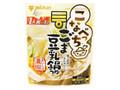 ミツカン こなべっち ごま豆乳鍋つゆ 袋36g×4