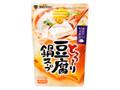 ミツカン とろーり豆腐鍋スープ 袋400g