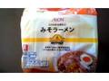 イオン コクのある味わいみそラーメン 89g(めん80g)×5袋