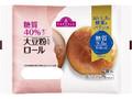 トップバリュ 糖質40%オフ 大豆粉入りロール 袋2個