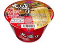 トップバリュ 大盛り 豚コク醤油ラーメン カップ112g