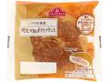 トップバリュ ソフトな食感 明太マヨ&ポテトフランス 袋1個