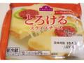 トップバリュ トップバリュ(TOPVALU) チーズの糸引きを楽しむ とろけるスライスチーズ 袋7枚 126g