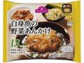 トップバリュ 白身魚の野菜あんかけ 袋197g