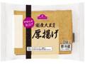 トップバリュ 国産大豆使用 厚揚げ 袋1個