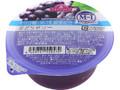トップバリュ オリゴ糖+M-1乳酸菌配合 ぶどうゼリー カップ180g