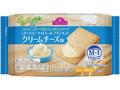 トップバリュ ライトミール ブランサンド クリームチーズ味 袋4枚