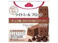 トップバリュ ライトミールブロック チョコ味 箱4本