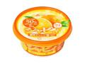 赤城 シャビィ 濃厚オレンジ&つぶつぶみかん カップ180ml