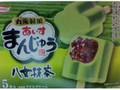 丸永 あいすまんじゅう 八女抹茶 箱85ml×5