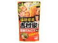 ヤマサ 吉村家監修 醤油とんこつ鍋つゆ ストレート 袋750g