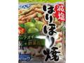 ぼんち 減塩塩分50%カット ほりほり焼き エクストラバージンオリーブオイル+風味引き立つ野菜だし 袋72g
