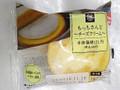 ミニストップ MINISTOP CAFE もっちさんど チーズクリーム 北海道産チーズ入りのチーズクリーム使用