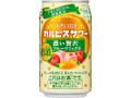 アサヒ カルピスサワー 濃い贅沢フルーツミックス 缶350ml