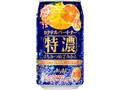 アサヒ カクテルパートナー 特濃 はちみつ柚子みかん 缶350ml