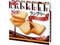 ミスターイトウ ラングリー チョコレートクリーム 箱3枚×4