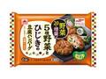 あけぼの Let's ベジランチ 5種野菜とひじきの豆腐ハンバーグ 袋6個