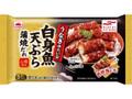 あけぼの うなぎみたいな 白身魚天ぷら蒲焼だれ 袋5個