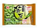 あけぼの 塩ゆで茶豆 天日塩使用 台湾産 400g