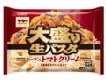 マ・マー 大盛り生パスタ ベーコンのトマトクリーム 袋330g