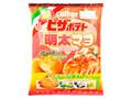 カルビー ピザポテト こっくり明太マヨPizza味 袋60g