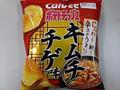 カルビー ポテトチップス キムチチゲ味 袋70g