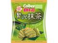 カルビー ポテトチップス 贅沢抹茶 袋50g