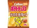カルビー ポテトチップス 手羽先唐揚味 袋58g