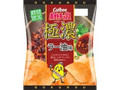 カルビー ポテトチップス極濃 ラー油味 袋70g