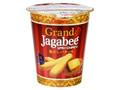 カルビー グランドジャガビー 焦がしバター味 カップ38g