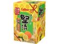 カルビー 堅あげポテト 柑橘ミックス 箱15g×8