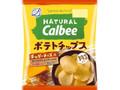 カルビー Natural Calbee ポテトチップス チェダーチーズ味 袋40g