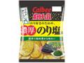 カルビー ポテトチップ のり好きのための、濃厚のり塩味 袋65g