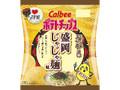 カルビー ポテトチップス 岩手の味 盛岡じゃじゃ麺味 袋55g