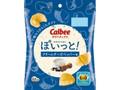 カルビー ぽいっと! クリームチーズペッパー味 袋40g