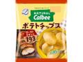 カルビー Natural Calbee ポテトチップス ローストチキン味 袋40g