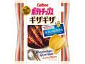 カルビー ポテトチップスギザギザ 海老の塩焼き味 袋58g