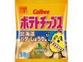 カルビー ポテトチップス 北海道バターしょうゆ味 袋68g