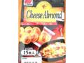 三幸製菓 チーズアーモンド チーズアーモンドチーズカレー味 15枚