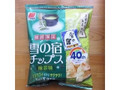 三幸製菓 雪の宿チップス 抹茶味 袋50g