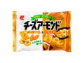 三幸製菓 チーズアーモンド オリジナル&チーズカレー 袋79g