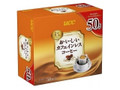 UCC おいしいカフェインレスコーヒー ドリップコーヒー 箱7g×50