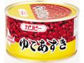 kanpy 北海道産ゆであずき 缶400g
