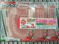 プリマハム 新鮮!使い切り ハーフベーコン3連 パック37g×3